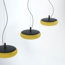 Emma lamp Pendant Lamp metalico Yellow 17,5W