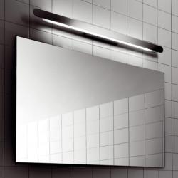 Smile Applique métallique A-3350 1x24W Laqué blanc Mat rugoso/ blanc