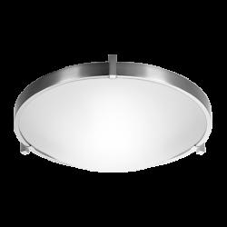 T 2125L ceiling lamp Nquel LED