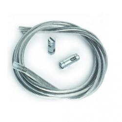 Kable 12 (Acessorio) Terminales alimentación Cinza