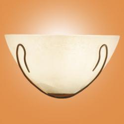 BYRON Wall Lamp aged Bronze