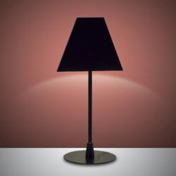 Gipsy Lampe de table Noir H.32,50cm