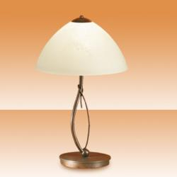 BYRON Table Lamp Dark aged Bronze