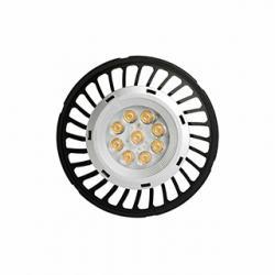 Bombilla AR111 Black LED 20w 2700K 30°