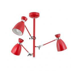 Retro ceiling lamp net E14 20w