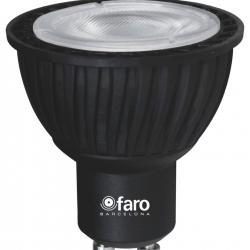 Bombilla LED GU10 5w 4000K 45º luz Fría