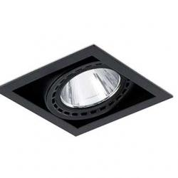 MINI COLIN-1 NEGRO LED 12-18W 2700K 20º