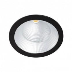 SOLID NEGRO LED HE 42W 2700K 65º
