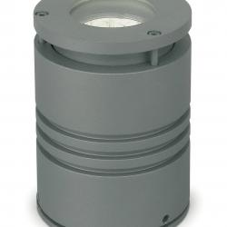 Set plafonnier Extérieure Aluminium 1L 9w
