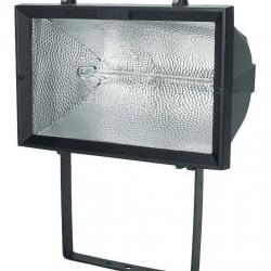 Zolta projector Outdoor Black 1L 1500w