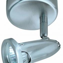 Star 1 Lamp Spotlight Chrome 1L
