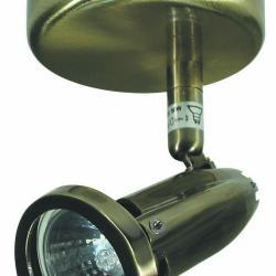 Star 1 Lamp Spotlight Gold aged 1L