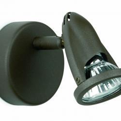 Star 1 Lamp Spotlight Brown Oxide 1L