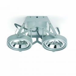 Sider ceiling lamp Grey