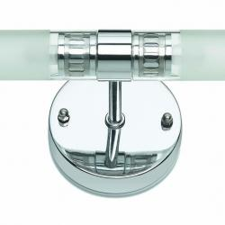 Relax 2 Wall Lamp Baño Chrome 2xG9 max 28W no incl.