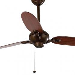 Aire Fan Ceiling Brown 3 blades ø137cm