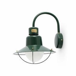 Newport Wall Lamp Outdoor 34,6cm E27 15w - Green