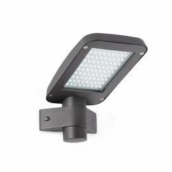 Yak Wall Lamp LED 1x6w 4000K Grey Oscuro