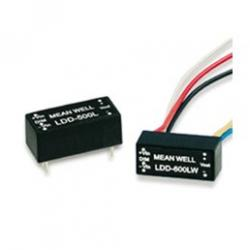 Fuente of alimentación LED Series LDD L 350mA 1 to 9 LED