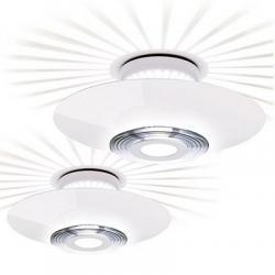 Moni 1 ceiling lamp ø34cm 1x150W E27 white
