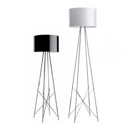Ray F1 lámpara of Floor Lamp dimmer white
