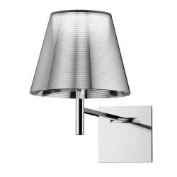 Ktribe W Wall Lamp E27 70w Silver