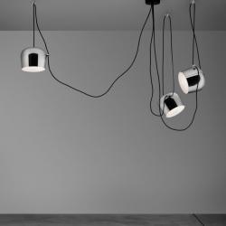 AIM Lámpara Colgante LED 20w 2700K dimmable - Aluminio pulido