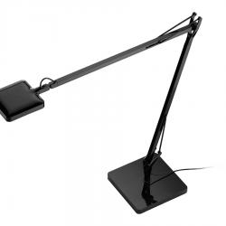 Kelvin LED Table Lamp with base 7.5w Black Shiny