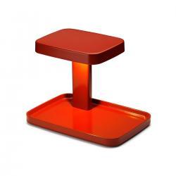 Piani Lâmpada de mesa LED 5W Vermelho