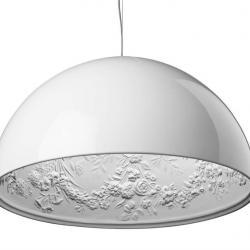 Skygarden 1 Eco Pendant Lamp ø60cm Gx24q 3 1x32w White Shiny