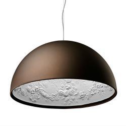 Skygarden 1 Eco Pendant Lamp ø60cm Gx24q 3 1x32w Óxido