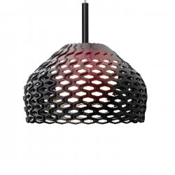 Tatou S1 28Ø Pendant Lamp E27 70W Black