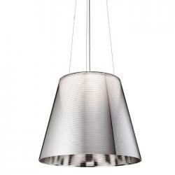 Ktribe S2 Pendant Lamp ø39,5cm 1x150w E27 Aluminizado Silver
