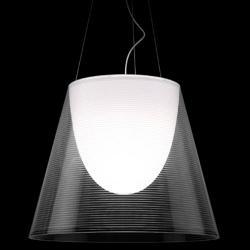 Ktribe S2 Lámpara Colgante ø39,5cm 1x150w E27 Transparente