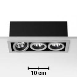 Battery 3L mercurio 3xQR-CBC 51 50w