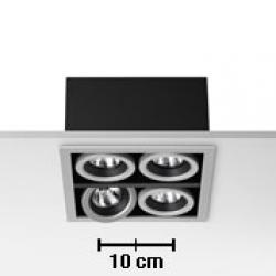 Battery 4L mercurio 4xQR-CBC 51 50w