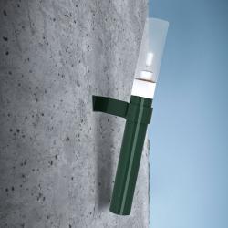 Acca Wall Lamp 5,5cm Halogen Aluminium