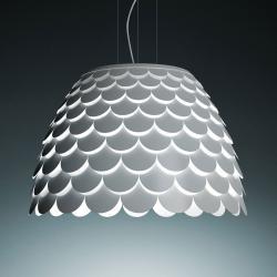 Carmen Pendant Lamp ø51 3x20w E27 white