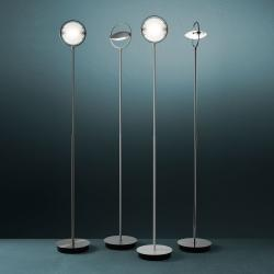 Nobi lámpara of Floor Lamp ø20×190 1x120w R7s dimmable Chrome