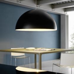 Avico Pendant Lamp 120cm E27 Black and white
