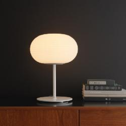 Bianca Table Lamp with Structure LED 17,5W 230V mocha