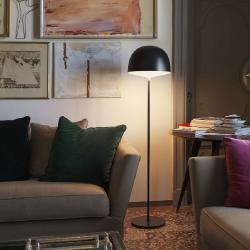 Cheshire Floor Lamp Black 3x23w E27