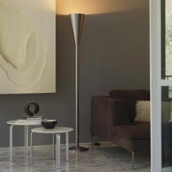 Luminator lamp of Floor Lamp ø31x190cm 1x230w R7s/115 niquel