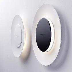 Lunaire Aplique/plafón 1x55w 2GX13 Reflector y Disco frontal blanco