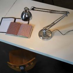 Naska Lamp 1 Componible (body) 50cm/50cm 1x42w E237 (HL) Chrome