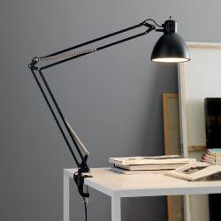 Naska Lamp 1 Componible (body) 50cm/50cm 1x42w E237 (HL) Black