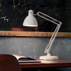 Naska Lamp 1 Componible (body) 50cm/50cm 1x42w E237 (HL) white
