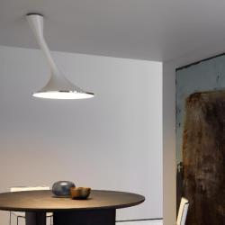 Noaxis ceiling lamp white ø63x76cm 1x140w E27 (HL)