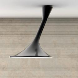 Noaxis ceiling lamp Black ø63x76cm 1x140w E27 (HL)