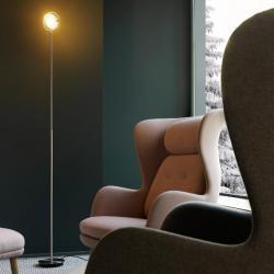 Nobi lámpara of Floor Lamp ø20×190 1x120w R7s dimmable white